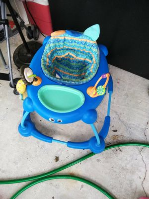 Baby walker and 9 month outfit for Sale in FL, US