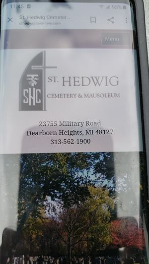 2 St hedwig plots for Sale in Dearborn Heights, MI
