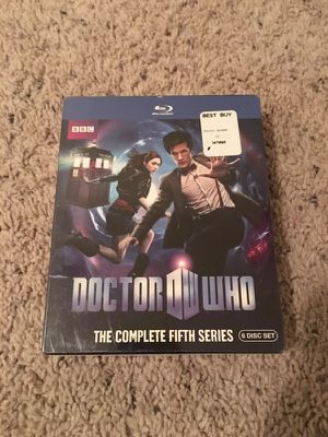 Doctor Who season 5 blu ray for Sale in Orlando, FL
