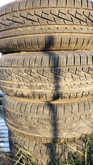 Set of tires 235/65 R17 for Sale in Austin, TX