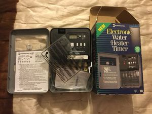 Electronic Water Heater Timer for Sale in Show Low, AZ