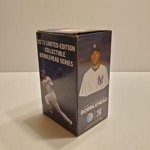 Derek Jeter SGA Bobblehead 7/8/2013 New York Yankees Limited Edition. Rare for Sale in San Jose, CA