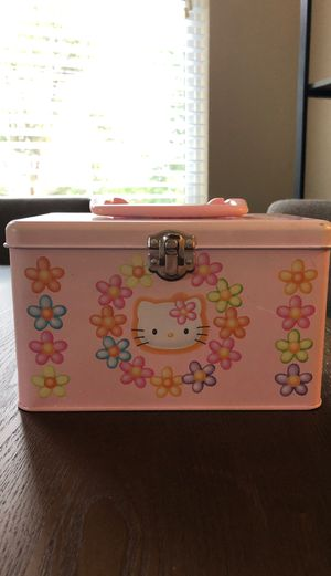 Vintage Hello Kitty Lunchbox - Mid 90s for Sale in Irvine, CA