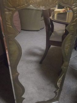 40 H 17w Mirror for Sale in Needham,  MA