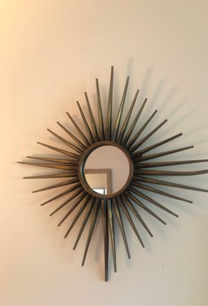 Starburst mirror wall art for Sale in Stamford, CT