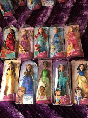 Disney Princess Dolls for Sale in North Las Vegas, NV
