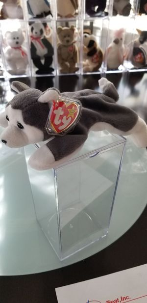 1996 Nanook Wolf Beanie Baby for Sale in El Paso, TX
