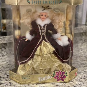 1996 Holiday Barbie for Sale in Pompano Beach, FL