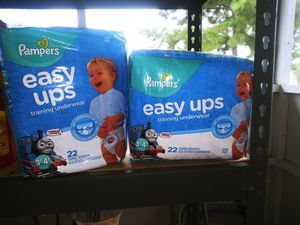 Pampers easy ups for Sale in Grand Island, FL