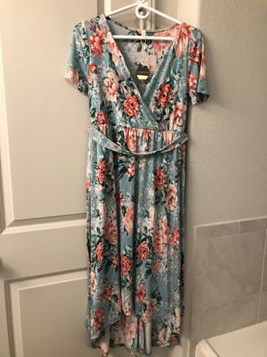 Pink blush women's dress size small for Sale in Hutto, TX