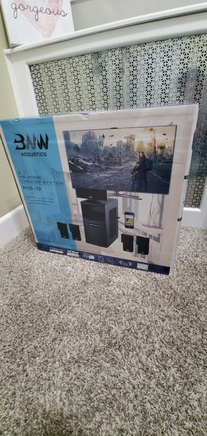 HD theater system rs9 for Sale in UNIVERSITY PA, MD