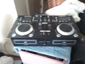 Pro audio cd dj and speakers for Sale in Garfield Heights, OH