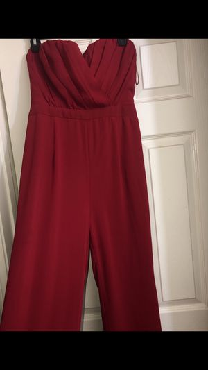 Red Jumpsuit for Sale in Fontana, CA