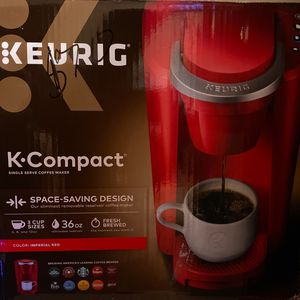 Keurig K.compact Coffe Maker for Sale in Alexandria, LA