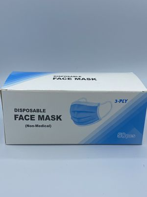 3-ply disposable face mask , whole sale prices for Sale in Lawrence, NY