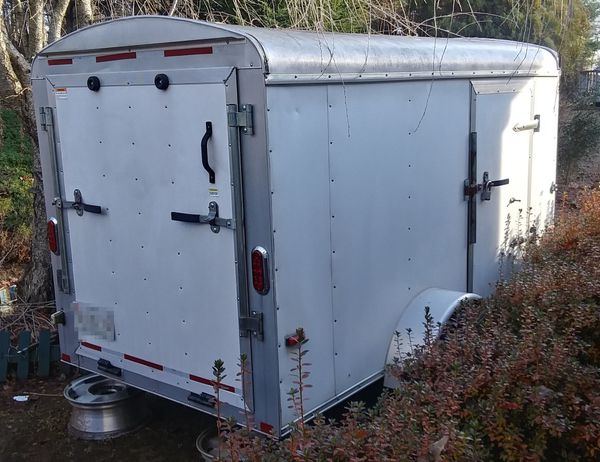 10 x 5 x 5 Carry-On Enclosed Trailer (Great Timber) $2000/obo
