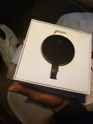 Brand new chromecast for Sale in North Chesterfield, VA
