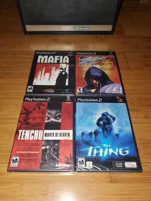 Sealed Playstation 2 PS2 Games for Sale in Miami, FL