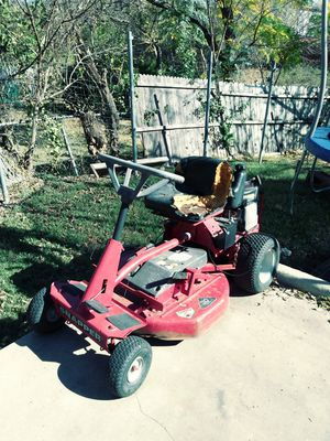Snapper riding lawn mower for Sale in Garland, TX