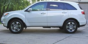 Drives.smooth 2007 Acura MDX SUV 3.7L Needs.Nothing AWDWheels One Owner for Sale in Washington, DC
