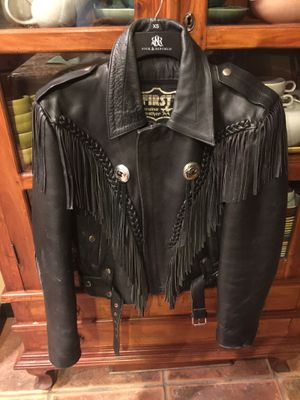 Ladies Leather jacket for Sale in Enterprise, FL