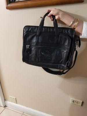 Leather maletin for Sale in Miami, FL