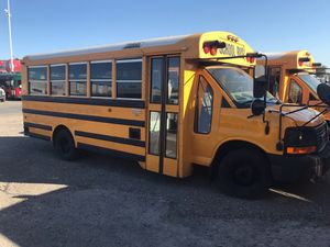 2006 Thomas Type A School Bus for Sale in Colton, CA