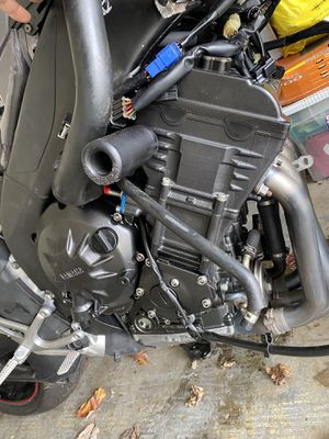 2007-2008 YAMAHA Yzf R1 Engine + Misc Parts for Sale for Sale in Arlington, VA