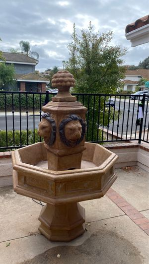 Fountain for Sale in Chino Hills, CA