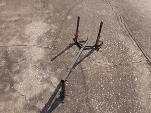 """Bell 2 bike trailer hitch bicycle rack 1.25"""" or 2"""" - $40 FIRM. for Sale in Wesley Chapel, FL"""
