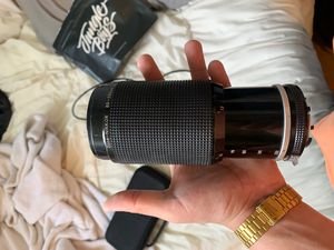 Nikon Zoom Nikkor 80-200mm (GOOD CAMERA LENSE) for Sale in Whittier, CA