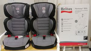 """New Britax Car Seats / Boosters 40 to 120# 38 to 68"""" Tall -Parkway SGL for Sale in Fresno, CA"""