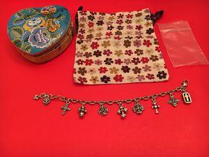 "NEW Brighton ""Eternity"" Cross Charm Bracelet Saturday Pick Up BUY MORE SAVE MORE! for Sale in Arlington, TX"