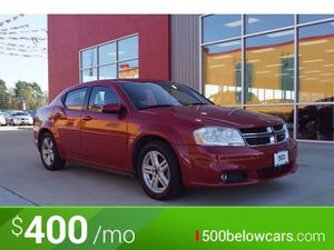 2013 Dodge Avenger for Sale in Houston, TX