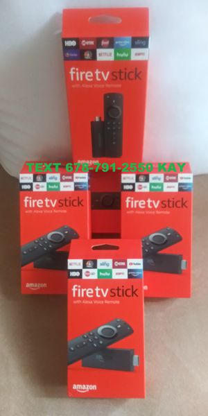 TV just got easier with this stick! for Sale in GILLEM ENCLAVE, GA
