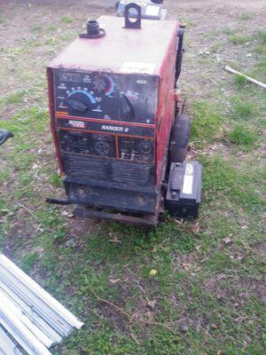 Ranger 8 welder and generator for Sale in North Plainfield, NJ