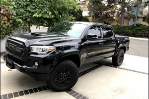2017 TRD Sport Toyota Tacoma - Fully Loaded for Sale in Dana Point, CA
