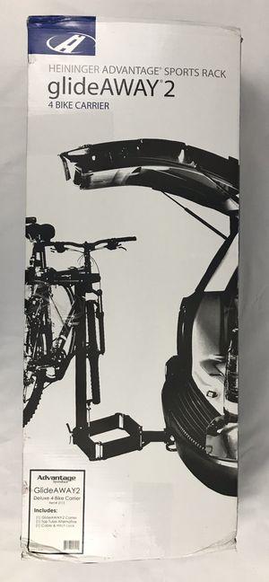 Heininger Advantage 4 Bike Rack Glide Away 2 for Sale in Atlanta, GA