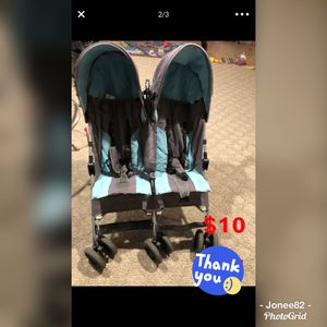 Double Stroller $10 for Sale in Washington, DC