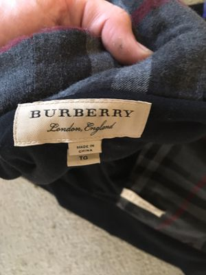 Lg Burberry hoody for Sale in Fort Lauderdale, FL
