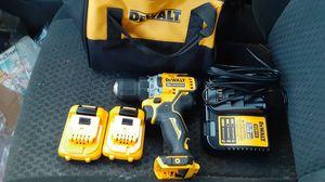 DeWalt 3/8 drill driver 12v brushless for Sale in Cleveland, OH