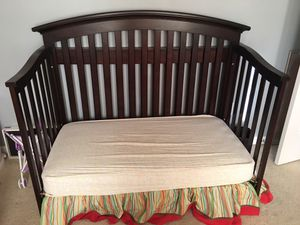 Baby Cache- 4 in 1 Convertible Crib for Sale in Greensboro, NC