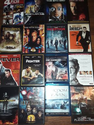 Movies of All Sorts for Sale in Ocala, FL