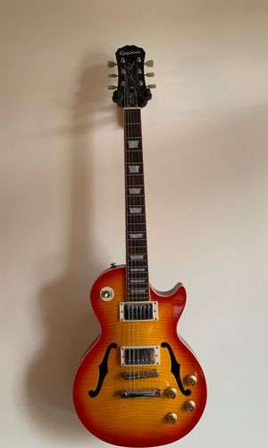 2014 Epiphone Les Paul Florentine Guitar, Micro Dark Terror Amp, Custom Speaker, and Cables for Sale in Washington, DC