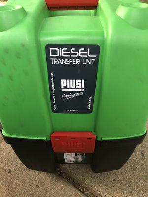 Disel transfer unit 12v for Sale in Germantown, MD
