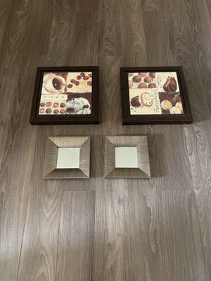 Coffee Wall Art and Mirrors for Sale in Hialeah, FL