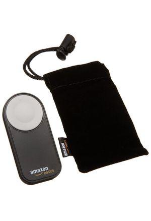 AmazonBasics Wireless Remote Control for Canon Digital SLR Cameras (for specific canon cameras) for Sale in Las Vegas, NV