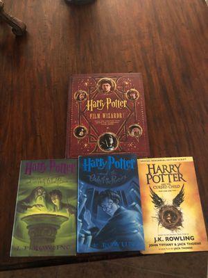 Harry Potter books for Sale in San Antonio, TX