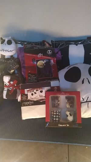 Nightmare before Christmas bundle for Sale in Phoenix, AZ