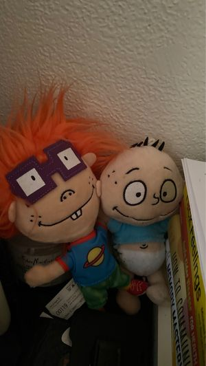 Tommy and Chucky from Rugrats for Sale in South San Francisco, CA